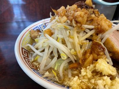 21/09/22ラーメン二郎めじろ台店 09