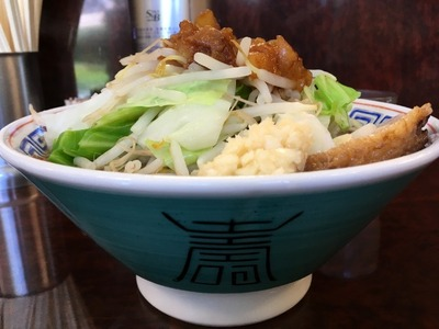 17/10/03ラーメン二郎めじろ台店 04