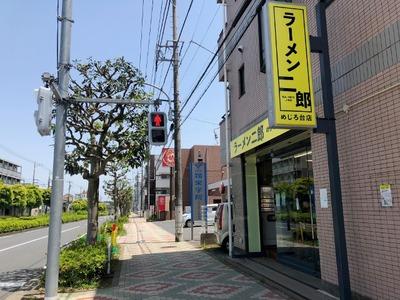 18/05/15ラーメン二郎めじろ台店 04