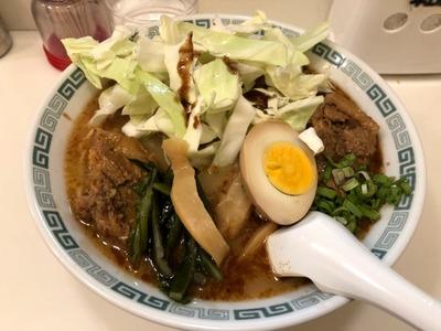 18/11/18桂花ラーメン新宿東口駅前店 09
