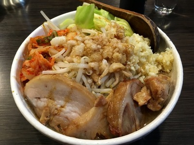 17/03/01ど・みそ町田店 みそつけ麺10