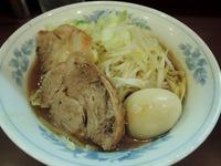 14/06/23 らーめん陸 らーめん+味付玉子08