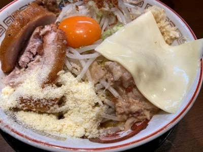 20/02/04ラーメン豚山横浜西口店 09