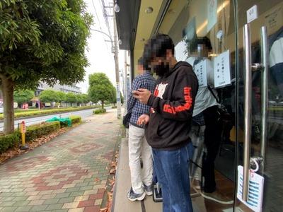 20/07/01ラーメン二郎めじろ台店 03