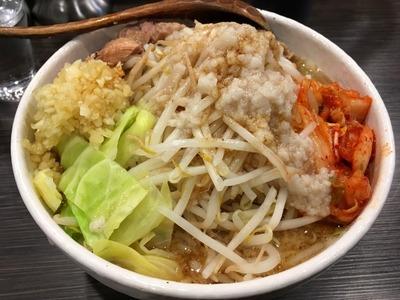17/03/13ど・みそ町田店 みそつけ麺03