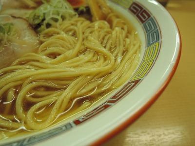 14/09/16煮干鰮らーめん圓 煮干らーめん 2