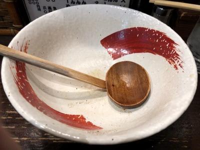 18/02/21らーめん中々(なかなか)煮卵らーめん 15