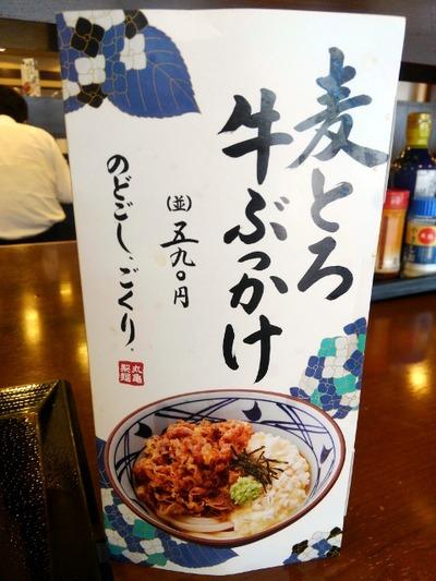 16/06/10丸亀製麺スーパーデポ八王子みなみ野店01