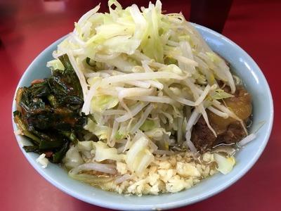 17/01/23ラーメン二郎中山駅前店09