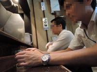 15/06/24らーめん中々(なかなか)鶏らーめん+煮玉子04