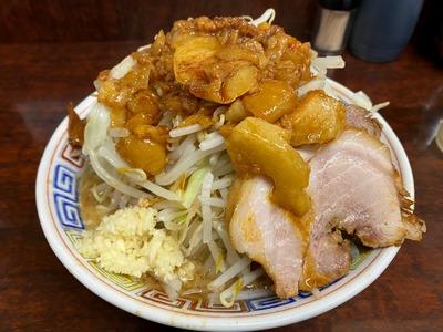 20/09/29ラーメン二郎めじろ台店 05