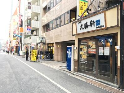 17/03/15池二郎 豚入りラーメン(全マシ)03