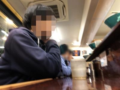 18/10/19ラーメン二郎めじろ台店 10