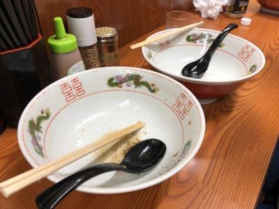 18/11/04ラーメン二郎亀戸店 10