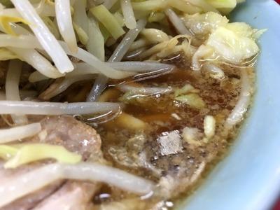 17/01/23ラーメン二郎中山駅前店11