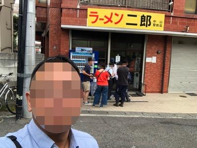 18/05/30ラーメン二郎中山駅前店13