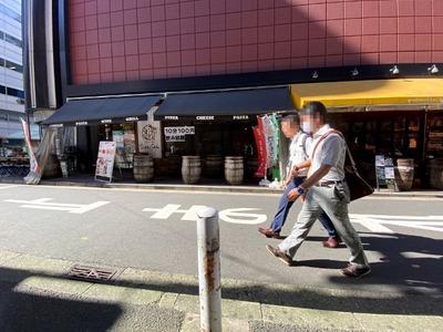 20/08/11東池袋大勝軒横浜西口店 もりそば 02