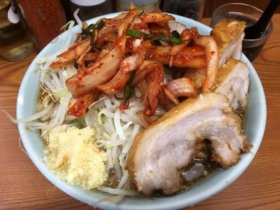16/09/19ラーメン二郎亀戸店 05