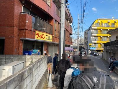 20/01/11ラーメン二郎中山駅前店02