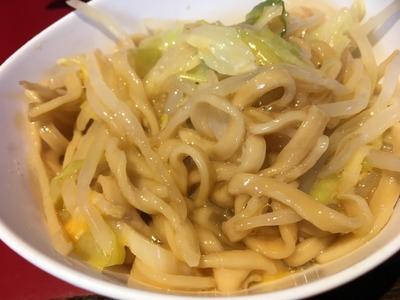 17/01/18ラーメン二郎荻窪店 (ニンニク少なめ)18