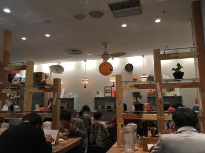 17/10/29ソラノイロNIPPON東京駅店 02