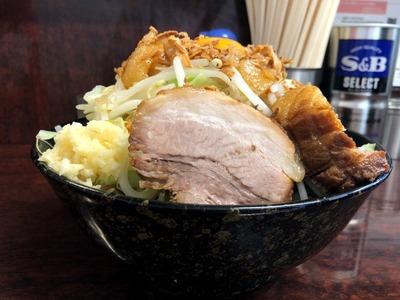 19/10/15ラーメン二郎めじろ台店 03