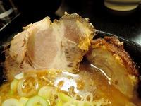 14/12/20小川流みなみ野店 味噌つけ麺+ちゃーしゅー5