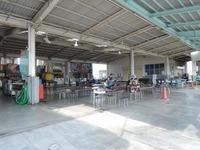 田子の浦港 漁協食堂 外観2