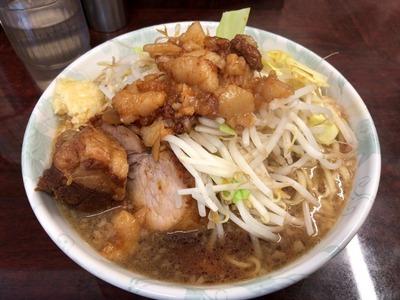 18/01/16ラーメン二郎めじろ台店 04