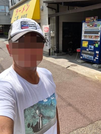 18/08/10ラーメン二郎新潟店 12
