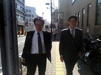 15/03/05くり山 辛つけ+半チャーシュー 01