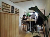 Cafe T-lappola 店内1