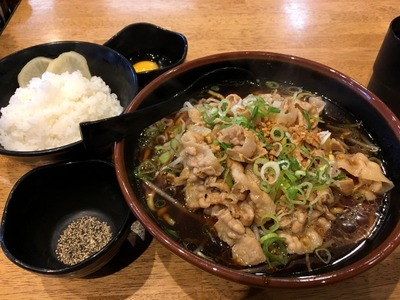 17/10/12伝説のすた丼屋八王子東浅川店 03