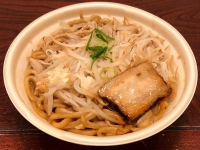 19/07/03中華蕎麦とみ田監修『豚ラーメン』 03