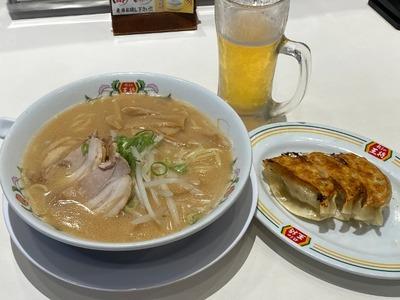 20/08/29餃子の王将フレスポ八王子みなみ野店 04