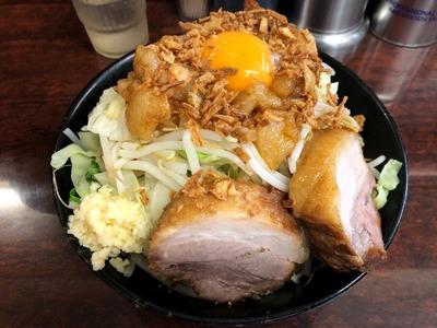 19/10/15ラーメン二郎めじろ台店 02