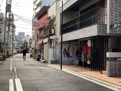 すみれ横浜店 2019外観