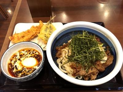 17/09/18丸亀製麺スーパーデポ八王子みなみ野店04