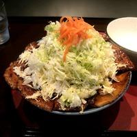 12/05/31豚丼 駿河 大豚丼 2