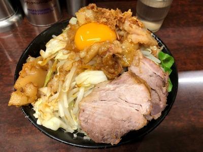 19/06/25ラーメン二郎めじろ台店 05