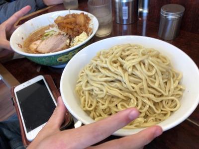 18/01/31ラーメン二郎めじろ台店 02