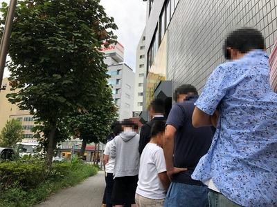 19/09/28 二郎三田本店 ぶたラーメン 05