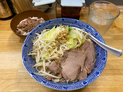 21/04/27らーめんきじとら らーめん06