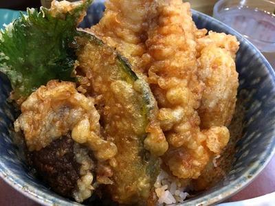 17/06/22天丼の岩松 海鮮丼 06