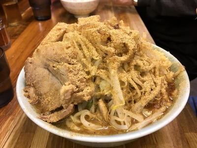 17/12/02ラーメン二郎新小金井街道店04