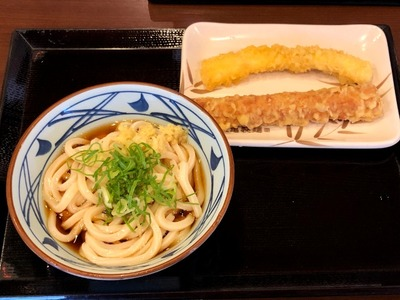 19/07/16丸亀製麺スーパーデポ八王子みなみ野店01