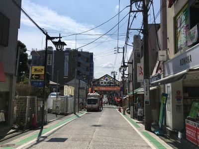 17/09/14らーめん中々(なかなか)煮卵らーめん 02