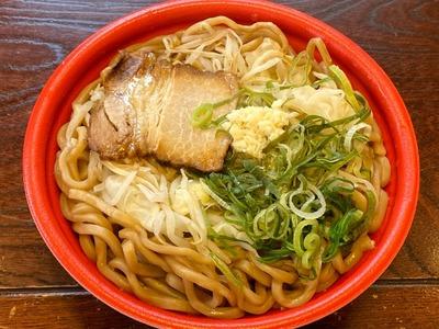 20/05/09ファミリーマート大盛にんにく醤油ラーメン 02