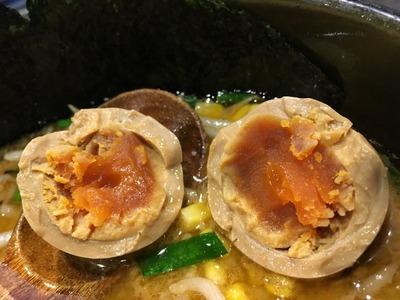 16/10/26ど・みそ町田店 みそつけ麺07