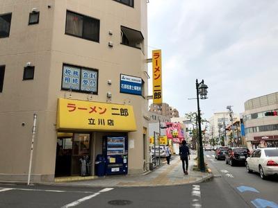 19/04/22ラーメン二郎立川店 01